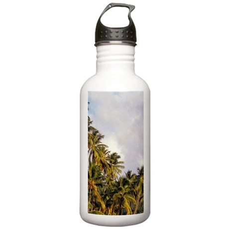Caribbean, BWI, St. Lu Stainless Water Bottle 1.0L