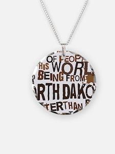 northdakota_brown Necklace