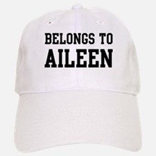 Belongs to Aileen Baseball Baseball Cap