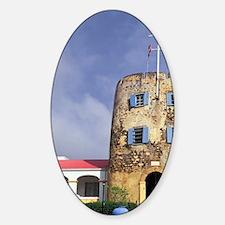 Charlotte Amalie. Bluebeards Castle Decal