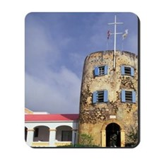 Charlotte Amalie. Bluebeards Castle Inns Mousepad