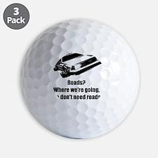 roads Golf Ball