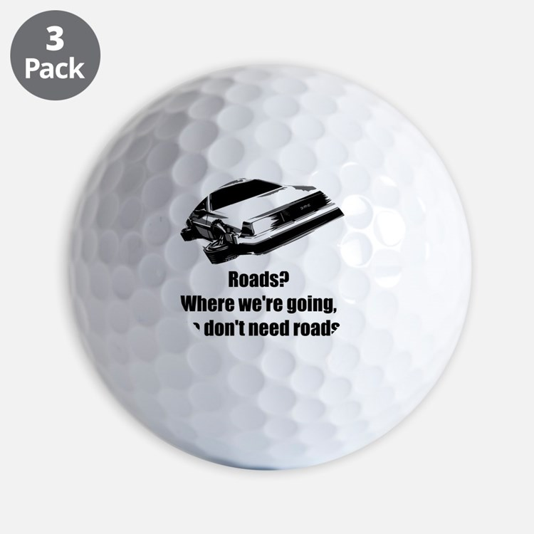 roads Golf Ball