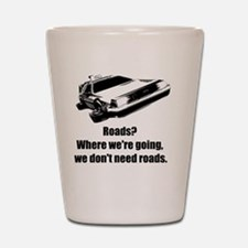 roads Shot Glass