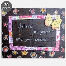BelieveinYourselfDreams Puzzle
