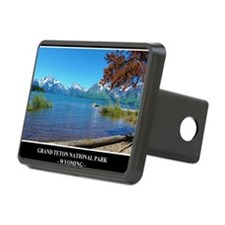 Grand Teton National Park Hitch Cover