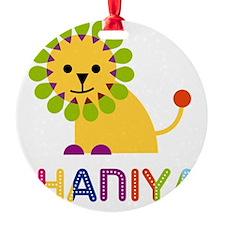 Shaniya-the-lion Ornament