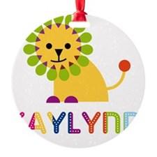 Kaylynn-the-lion Ornament