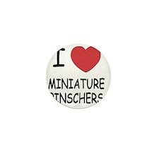 MINIATUREPINSCHERS Mini Button