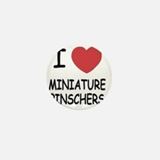 MINIATUREPINSCHERS Mini Button
