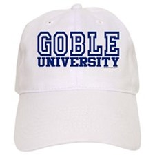 GOBLE University Baseball Cap