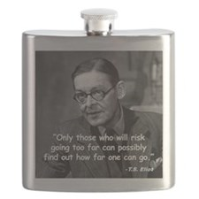 Eliot Risk Quote 2 Flask