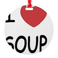 SOUP Ornament