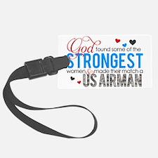 strongestAF3 Luggage Tag