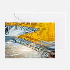 bondFalls_HDR_shoulderbag Greeting Card