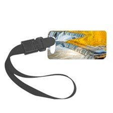 bondFalls_HDR_shoulderbag Luggage Tag