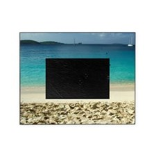 Virgin Islands National Park. Colorf Picture Frame