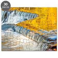 bondFalls_HDR_14X10 Puzzle