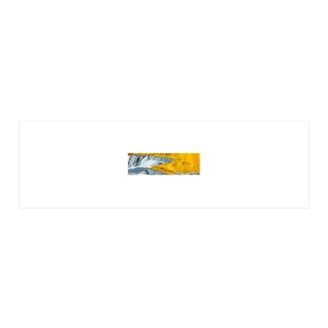bondFalls_HDR_mug 36x11 Wall Decal