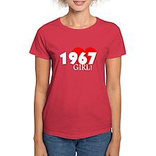 1967 Girl! 40 Tee