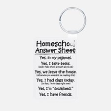 Homeschool Answers Keychains