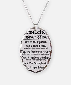 Homeschool Answers Necklace