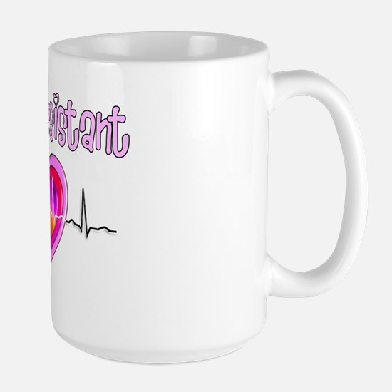 Medical Assistant QRS Large Mug