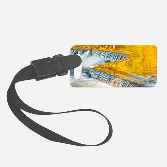 bondFalls_HDR_14X6 Luggage Tag
