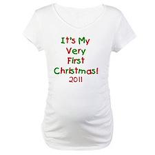 FIRSTCHRISmasTEXT2011 Shirt