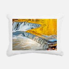 bondFalls_HDR_9X6 Rectangular Canvas Pillow
