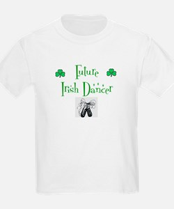 Future Irish Dancer Kids T-Shirt
