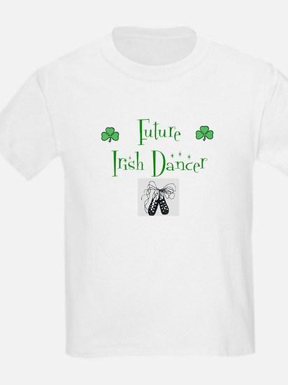 Future Irish Dancer Kids T-Shirt