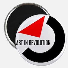 Artin Revolution Magnet