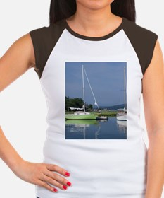 Canada, Nova Scotia, Ca Women's Cap Sleeve T-Shirt