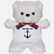Custom Anchor Teddy Bear