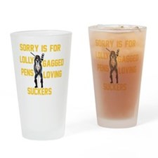 lolly-gagged-suckers Drinking Glass