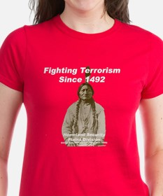 Sitting Bull - Fighting Terrorism Since 1492 Women