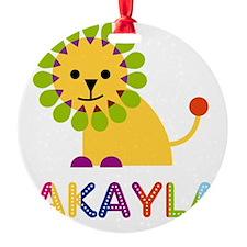 Jakayla-the-lion Ornament