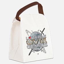 LEG3 Canvas Lunch Bag