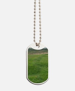 Only known Norse village in North America Dog Tags