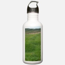 Only known Norse villa Water Bottle