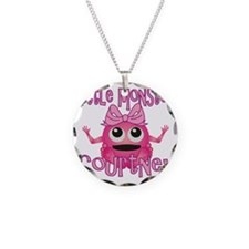 courtney-g-monster Necklace