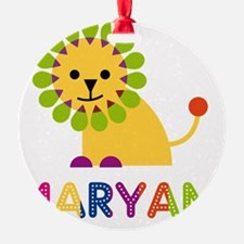 Maryam-the-lion Ornament
