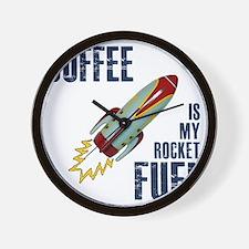 rocket_fuel Wall Clock