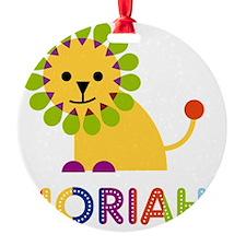 Moriah-the-lion Ornament