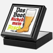 das boot-GC Keepsake Box