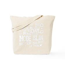 rhode_island_white Tote Bag
