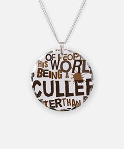 sculler_brown Necklace