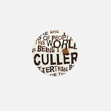sculler_brown Mini Button