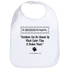Accidents Can Be Cleaned Up Bib